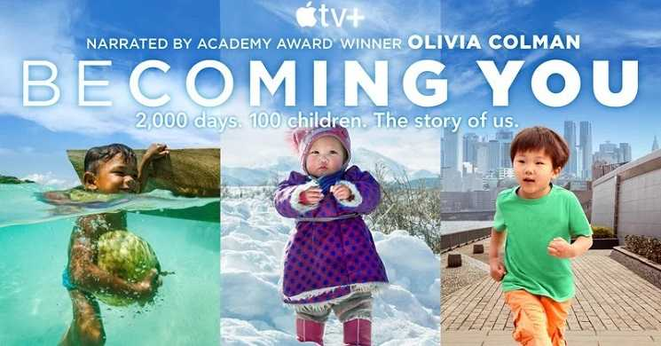 BECOMING YOU - Trailer oficial (Série Apple TV+)