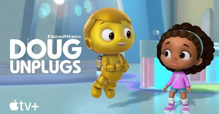 DOUG UNPLUGS - Trailer oficial (Série Apple TV+)