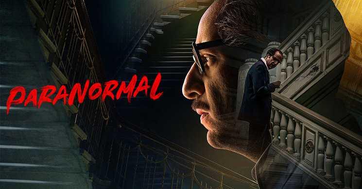 PARANORMAL - Trailer oficial (Série Netflix)