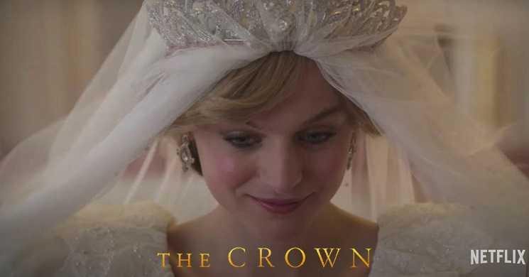 Trailer da temporada 4 de The Crown