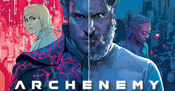 ARCHENEMY - Trailer oficial