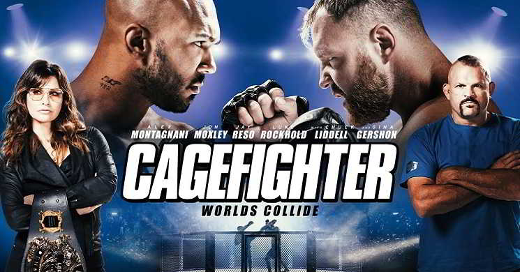 CAGEFIGHTER  - Trailer oficial