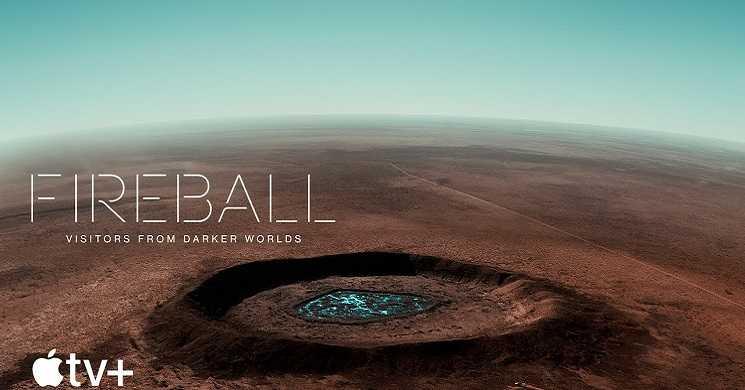 FIREBALL: VISITORS FROM DARKER WORLDS  - Trailer oficial