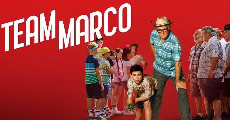 TEAM MARCO - Trailer oficial