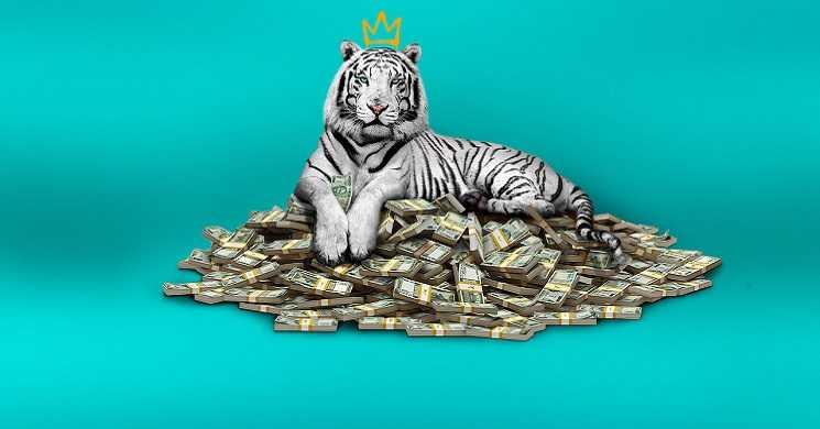 THE WHITE TIGER - Trailer oficial