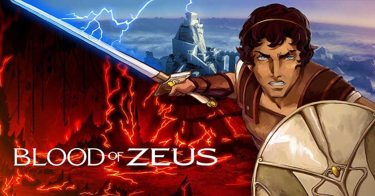 Trailer legendado da série Blood of Zeus