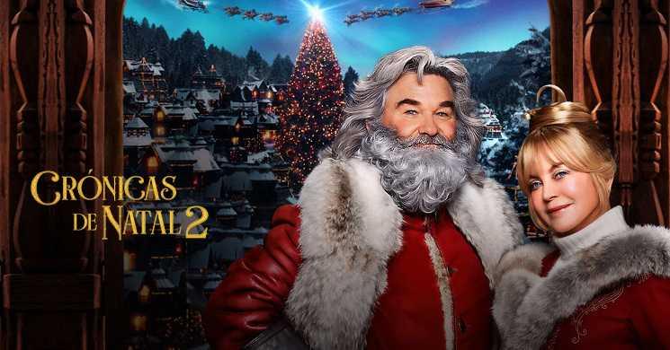Kurt Russell está de volta como Pai Natal. Trailer legendado de
