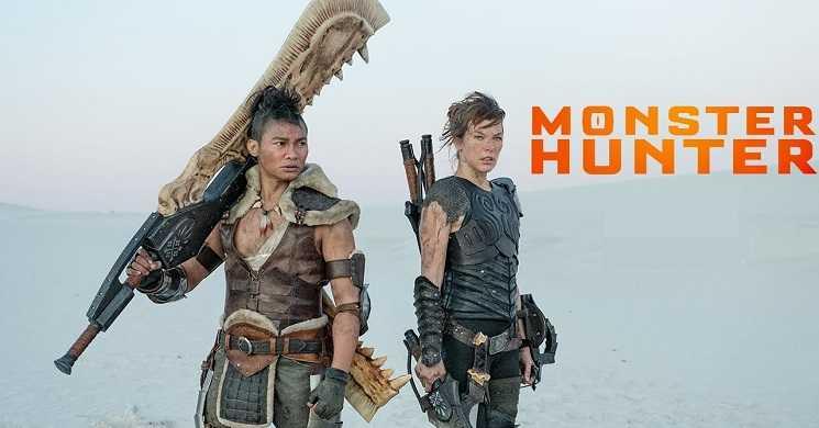 Trailer legendado do filme Monster Hunter