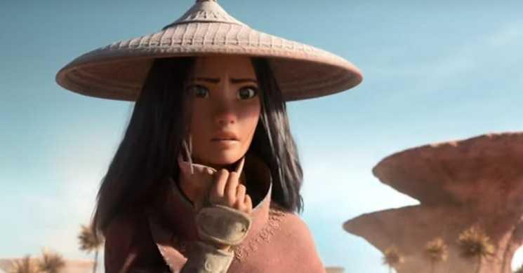 Trailer legendado do filme Raya e o Último Dragão