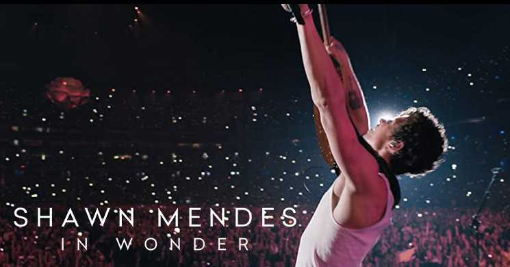 Trailer legendado do filme Shawn Mendes In Wonder