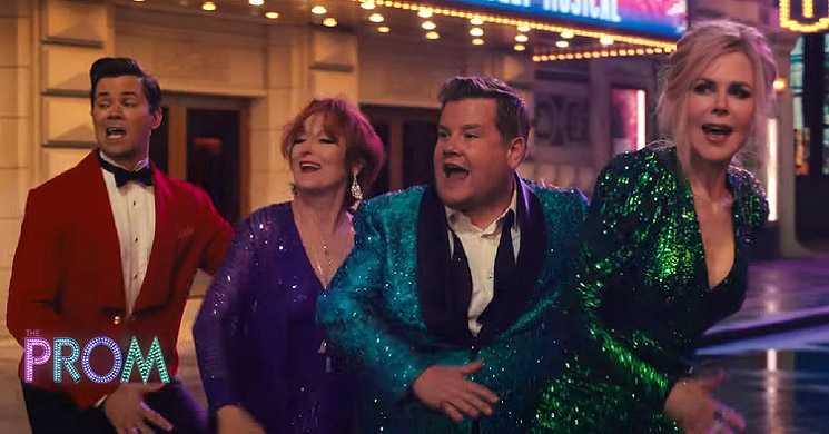 Trailer legendado do filme The Prom