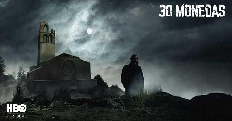 Trailer português da série 30 Monedas
