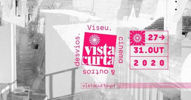 Vistacurta 2020: Festival de Curtas de Viseu de 27 a 31 de outubro