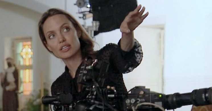 Angelina Jolie regressa à realização com o  filme biográfico