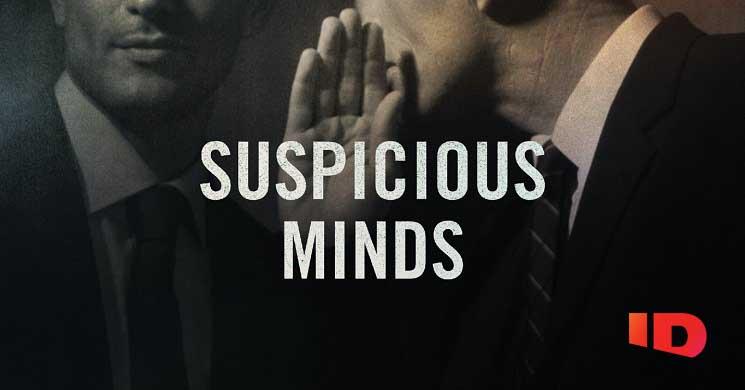 CanalID estreia a série Suspicious Mind