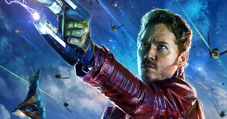 Chris Pratt confirmado no elenco de