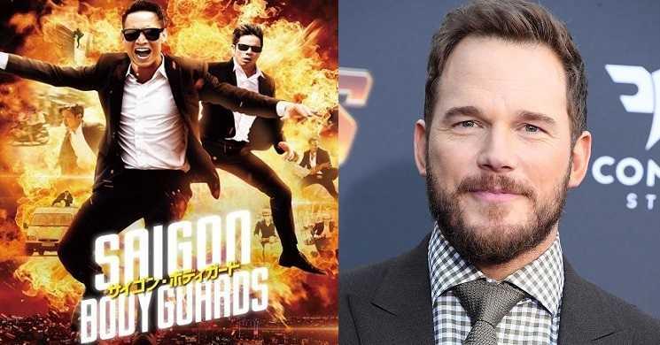 Chris Pratt vai protagonizar remake de Saigon Bodyguards
