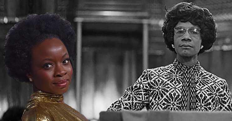Danai Gurira será a primeira congressista negra em
