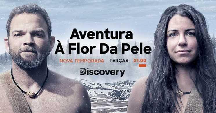 Discovery estreia nova temporada de Aventuras à Flor da Pele