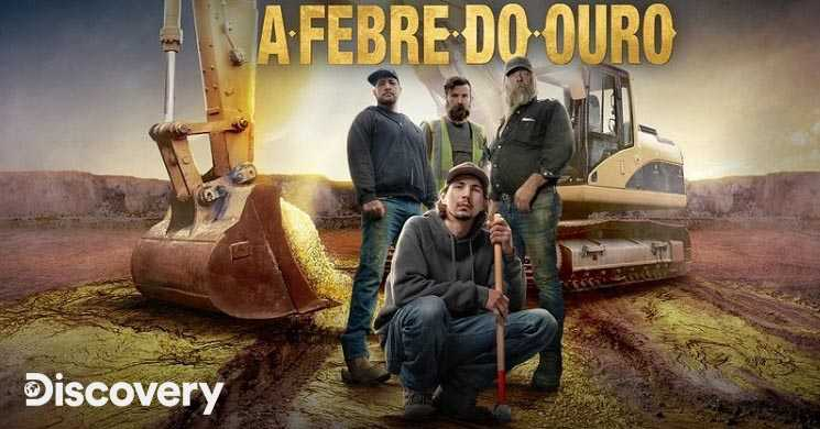 Discovery estreia temporada 11 de A Febre do ouro