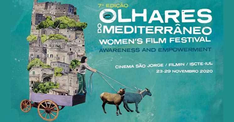 Cinema no feminino está de volta com a 7ª edição do Olhares do Mediterrâneo