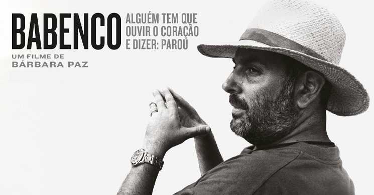 Filme Babenco candidato aos Oscares pelo Brasil