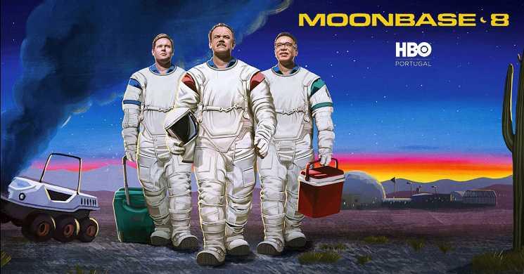 HBO Portugal estreia Moonbase 8