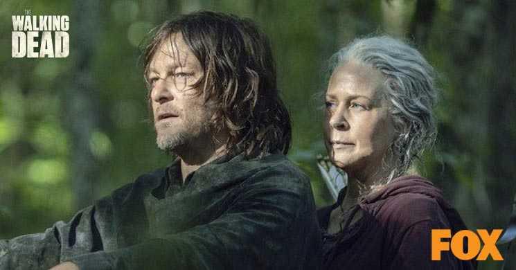 Novos episódios de The Walking Dead estreiam em 2021