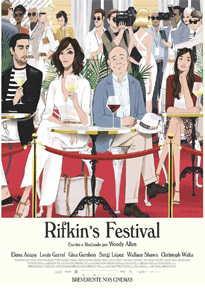 Poster do filme Rifkin's Festival