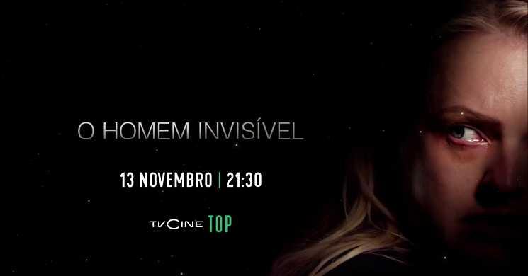 TVCine Top estreia o filme Homem Invisível