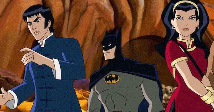 BATMAN: SOUL OF THE DRAGON - Trailer oficial