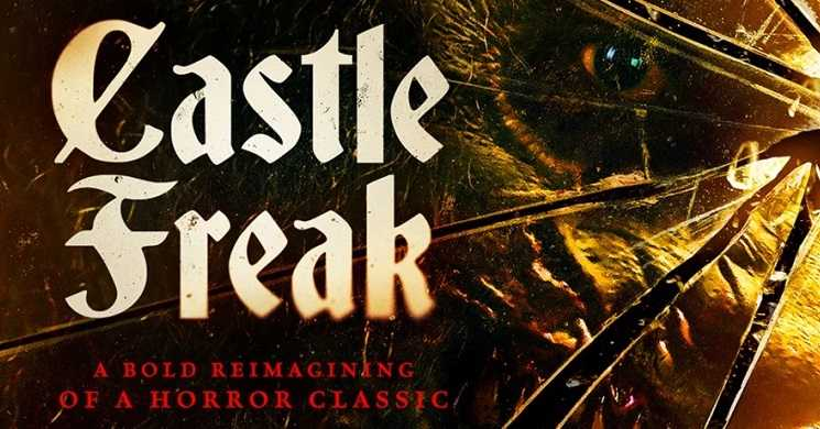 CASTLE FREAK - Trailer oficial