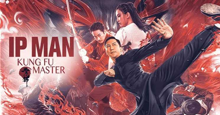 IP MAN: KUNG FU MASTER  - Trailer oficial