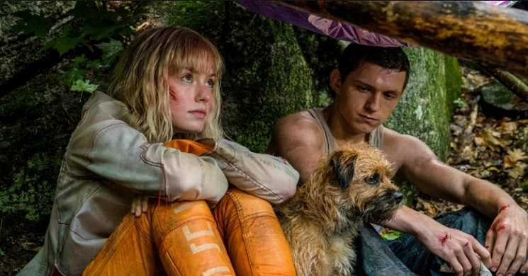 Trailer oficial do filme Chaos Walking