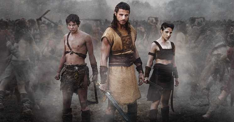 ROMULUS - Trailer legendado (Série HBO )