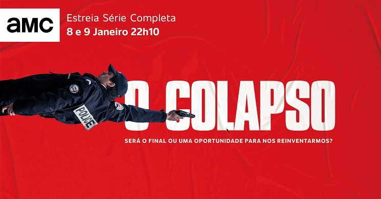 AMC Portugal estreia a série O Colapso