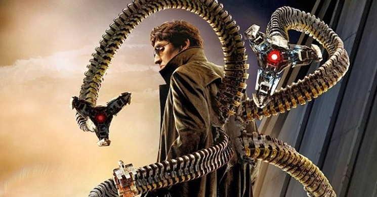 Alfred Molina regressa como Doutor Octopus em