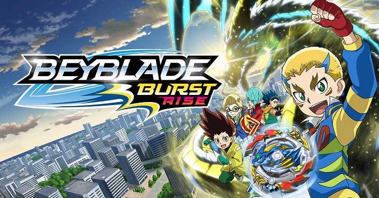 Biggs estreia a temporada 4 de Beyblade Burst Rise
