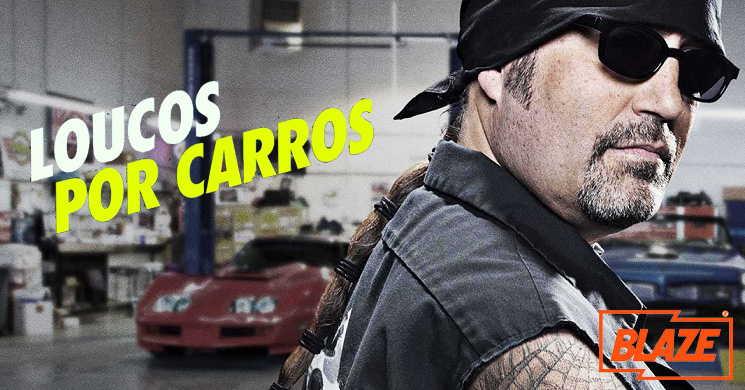 Blaze estreia nova temporada de Loucos por Carros