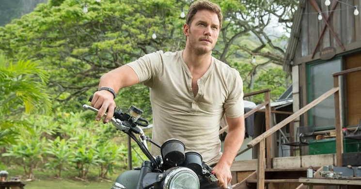 Chris Pratt confirmado como protagonista da comédia