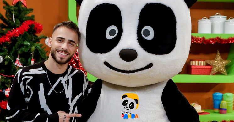 Diogo Piçarra no Canal Panda