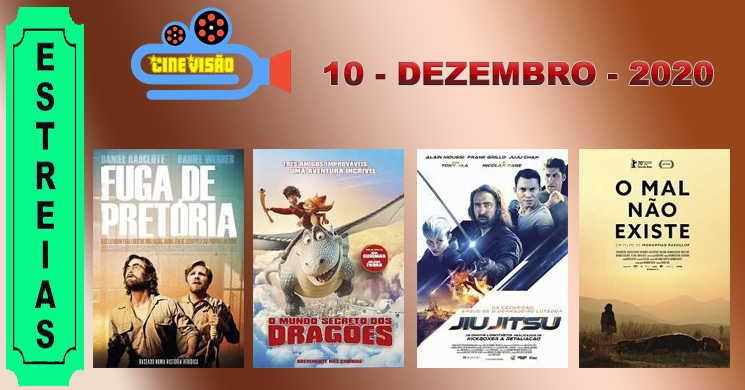 Estreias nos cinemas portugueses: 10 de dezembro de 2020