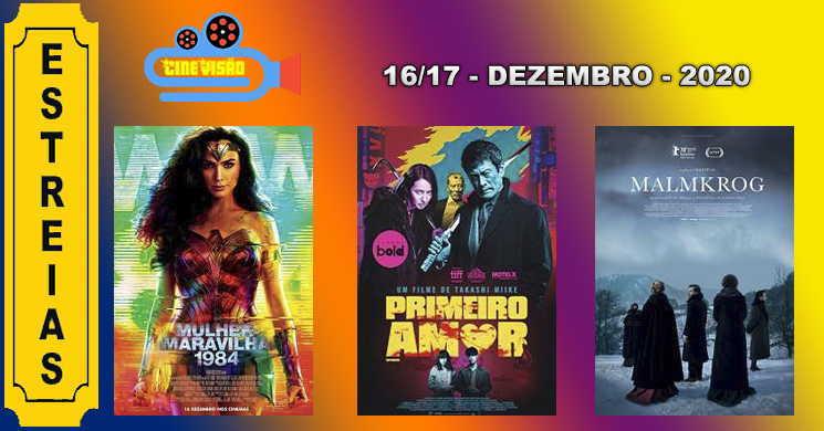Estreias nos cinemas portugueses: 16 e 17 de dezembro de 2020