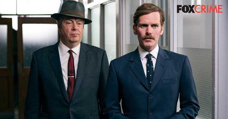 Fox Crime estreia temporada 6 de Endeavour