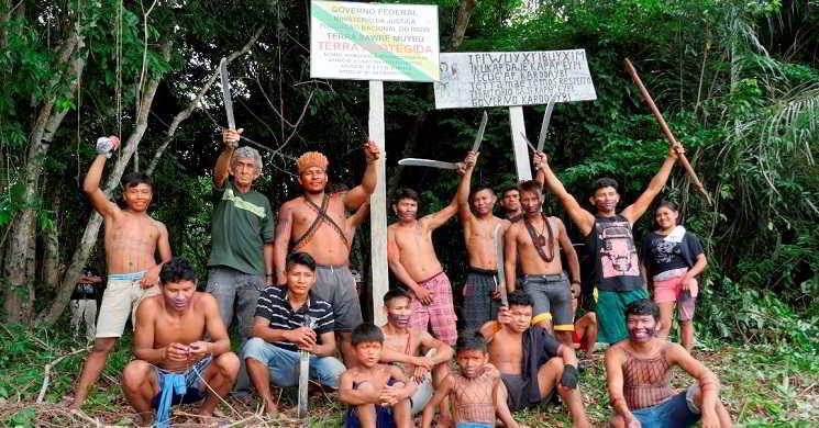 Imagem da serie Amazónia: O Mundo Perdido