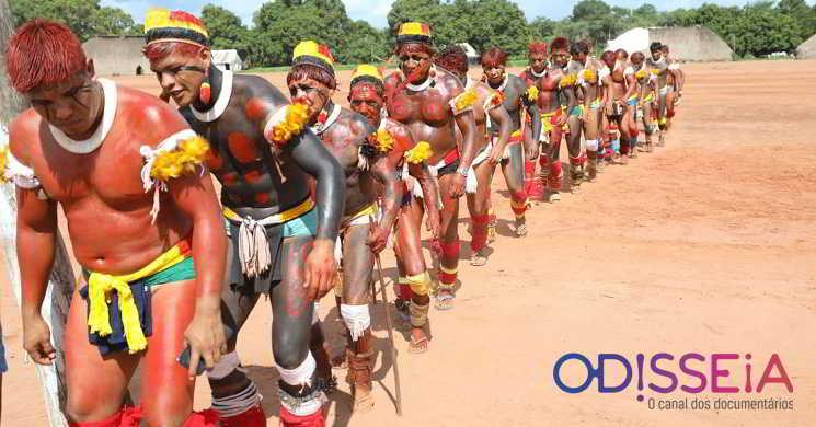 Odisseia estreia Amazónia: O Mundo Perdido