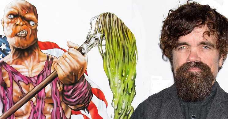 Peter Dinklage será o protagonista do reboot de
