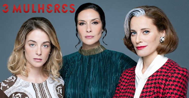 Série portuguesa Três Mulheres na HBO Portugal