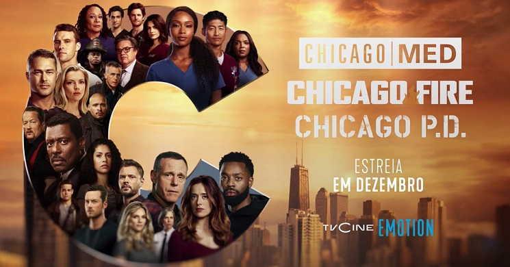 TVCine Emotion estreia novas temporada das séries Chicago