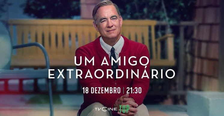 TVCine Top estreia o filme Um Amigo Extraordinário